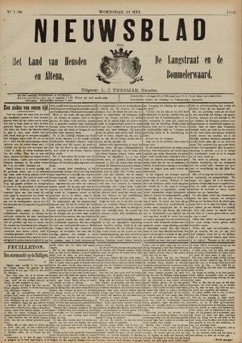 Nieuwsblad het land van Heusden en Altena de Langstraat en de Bommelerwaard 1892-05-18