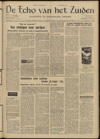 Echo van het Zuiden 1963-11-22