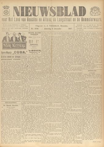 Nieuwsblad het land van Heusden en Altena de Langstraat en de Bommelerwaard 1917-12-08