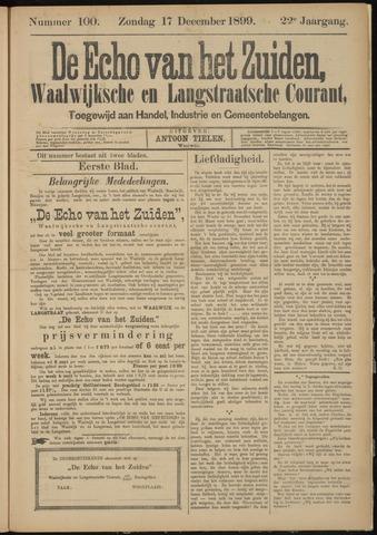 Echo van het Zuiden 1899-12-17
