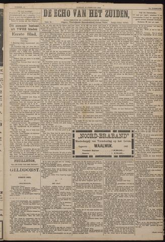 Echo van het Zuiden 1918-02-10