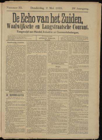 Echo van het Zuiden 1895-05-02
