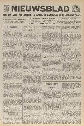 Nieuwsblad het land van Heusden en Altena de Langstraat en de Bommelerwaard 1948-06-07