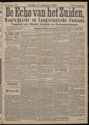 Echo van het Zuiden 1915-08-15
