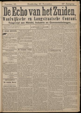 Echo van het Zuiden 1900-11-22