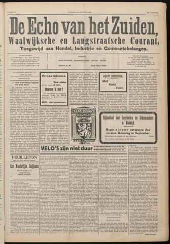 Echo van het Zuiden 1933-08-19