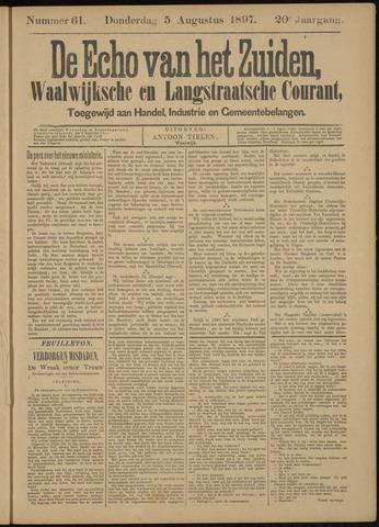 Echo van het Zuiden 1897-08-08
