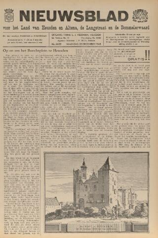 Nieuwsblad het land van Heusden en Altena de Langstraat en de Bommelerwaard 1948-12-20