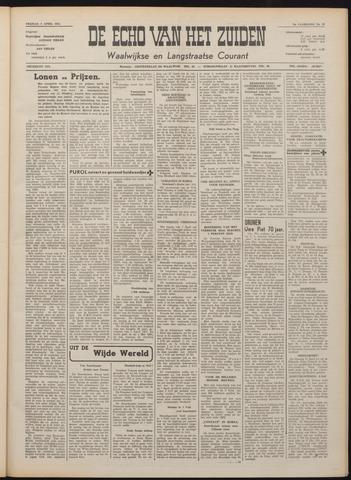 Echo van het Zuiden 1951-04-06