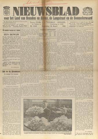 Nieuwsblad het land van Heusden en Altena de Langstraat en de Bommelerwaard 1941-03-19