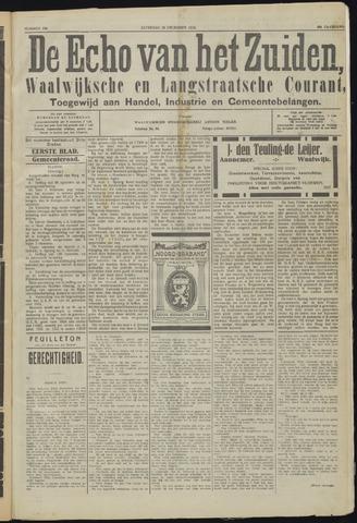 Echo van het Zuiden 1923-12-29