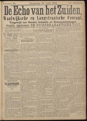 Echo van het Zuiden 1906-04-19