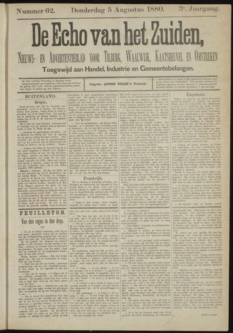 Echo van het Zuiden 1880-08-05