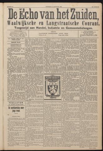 Echo van het Zuiden 1925-08-12