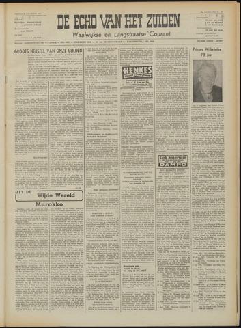 Echo van het Zuiden 1953-08-28