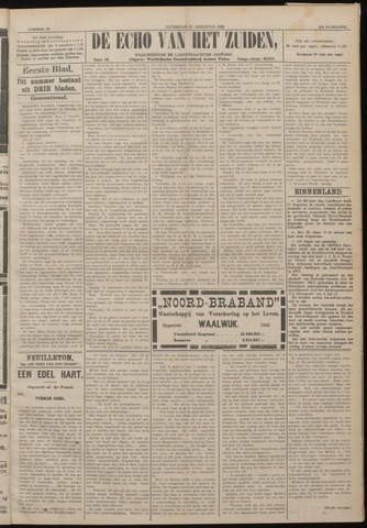 Echo van het Zuiden 1920-08-21
