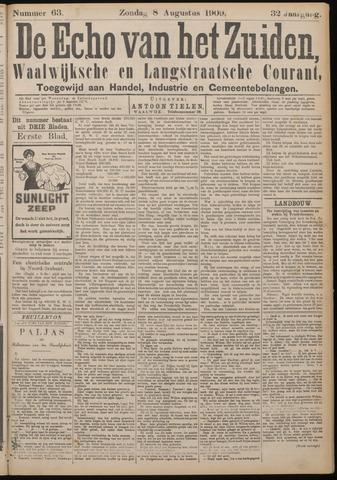 Echo van het Zuiden 1909-08-08
