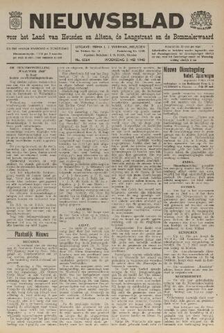 Nieuwsblad het land van Heusden en Altena de Langstraat en de Bommelerwaard 1948-05-05