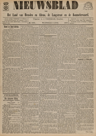 Nieuwsblad het land van Heusden en Altena de Langstraat en de Bommelerwaard 1900-06-06
