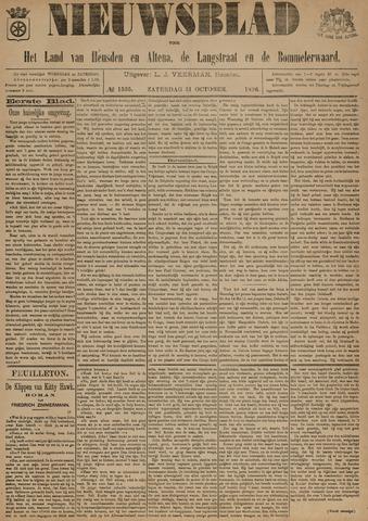 Nieuwsblad het land van Heusden en Altena de Langstraat en de Bommelerwaard 1896-10-31