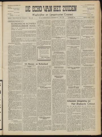 Echo van het Zuiden 1954-11-22