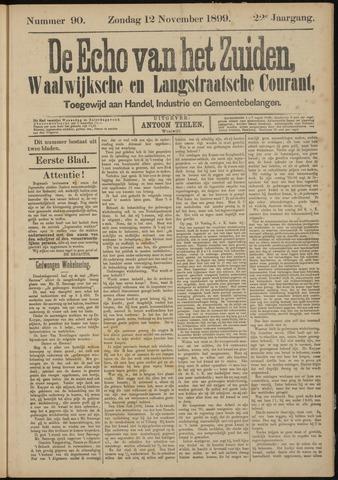 Echo van het Zuiden 1899-11-12