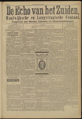 Echo van het Zuiden 1924-03-19
