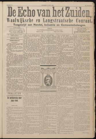 Echo van het Zuiden 1925-04-08