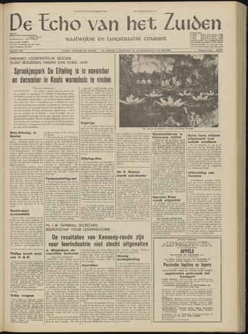 Echo van het Zuiden 1967-09-25