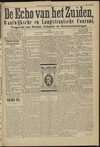 Echo van het Zuiden 1923-09-05