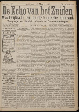 Echo van het Zuiden 1909-03-18
