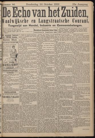 Echo van het Zuiden 1912-10-24