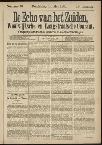 Echo van het Zuiden 1891-05-14