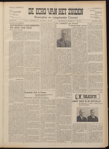 Echo van het Zuiden 1951-09-17