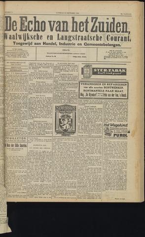 Echo van het Zuiden 1929-09-28