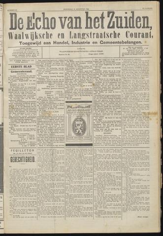 Echo van het Zuiden 1924-08-20