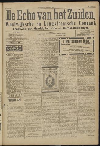 Echo van het Zuiden 1923-11-17