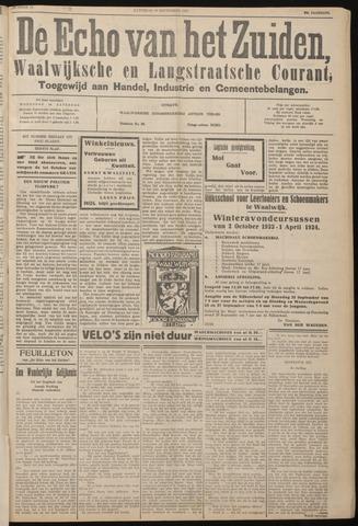 Echo van het Zuiden 1933-09-16
