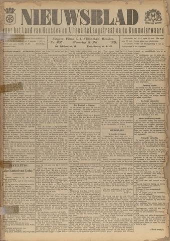 Nieuwsblad het land van Heusden en Altena de Langstraat en de Bommelerwaard 1924-05-14