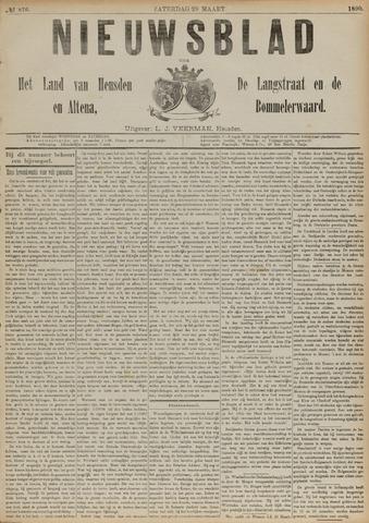 Nieuwsblad het land van Heusden en Altena de Langstraat en de Bommelerwaard 1890-03-29