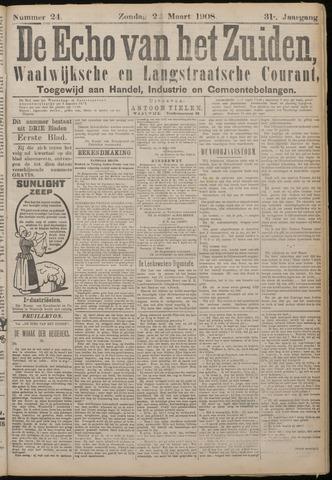 Echo van het Zuiden 1908-03-22