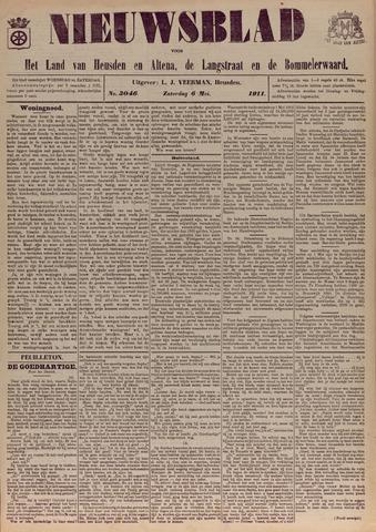 Nieuwsblad het land van Heusden en Altena de Langstraat en de Bommelerwaard 1911-05-06
