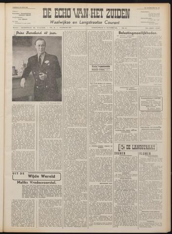 Echo van het Zuiden 1951-06-29