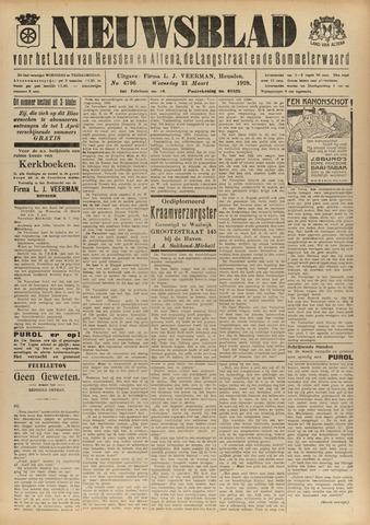 Nieuwsblad het land van Heusden en Altena de Langstraat en de Bommelerwaard 1928-03-21