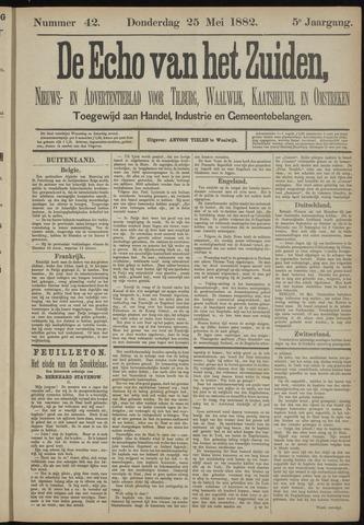 Echo van het Zuiden 1882-05-25