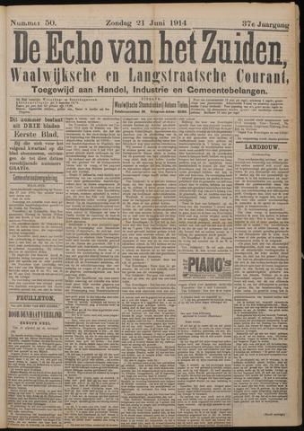 Echo van het Zuiden 1914-06-21