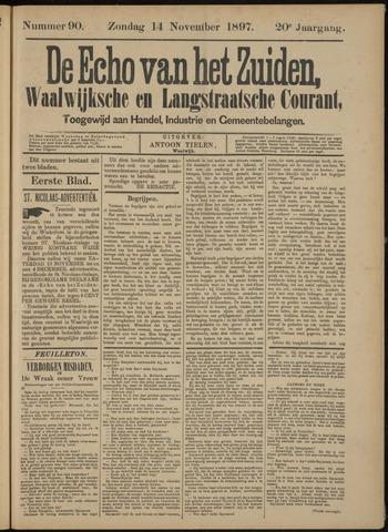 Echo van het Zuiden 1897-11-18