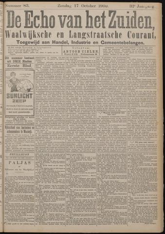 Echo van het Zuiden 1909-10-17