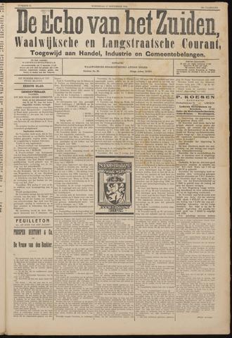 Echo van het Zuiden 1926-11-17