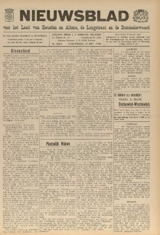 Nieuwsblad het land van Heusden en Altena de Langstraat en de Bommelerwaard 1948-09-30
